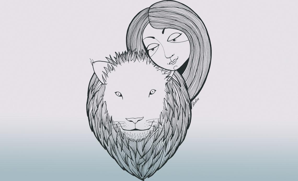 WIP : Inked Leo